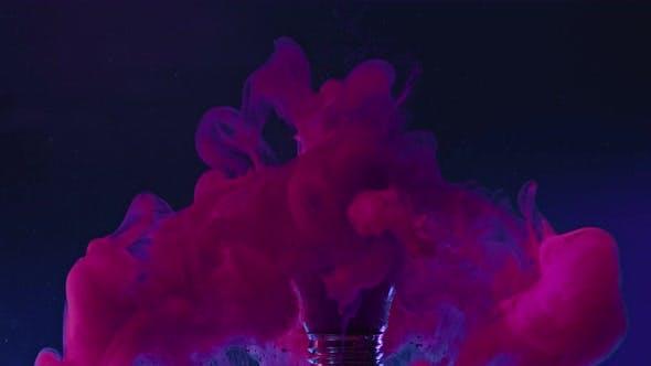 Thumbnail for Fume Motion Magenta Smoke Cloud