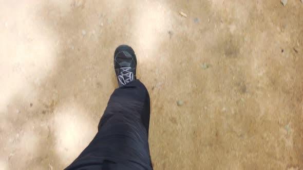 Thumbnail for Running Legs At Park