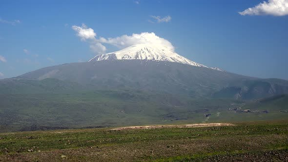 Mount Ararat Summit