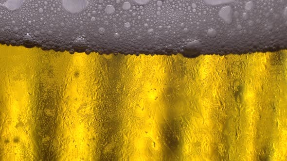 Beer Glass Condensation