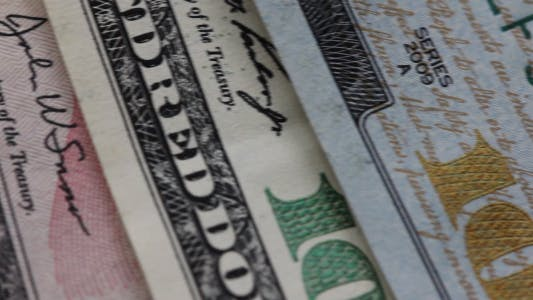 Cover Image for Macro Rotation Dollars ( 2 in 1 )