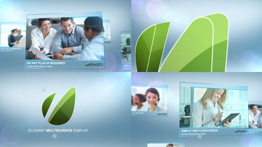 Thumbnail for Elegant Multi Screen