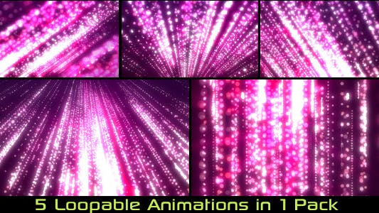 Thumbnail for Particles Light Pack 01