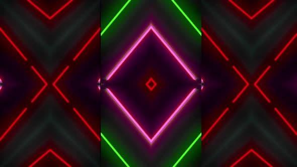 Thumbnail for 13 VJ Flashing Shapes Pack