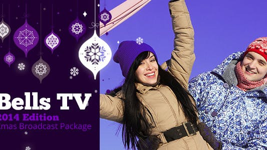 Thumbnail for Christmas Bells TV Broadcast Package