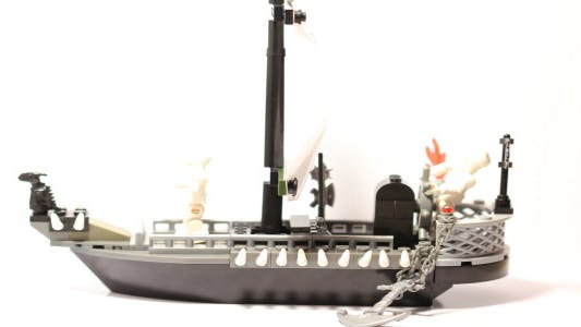 Thumbnail for Lego Pirate Ship