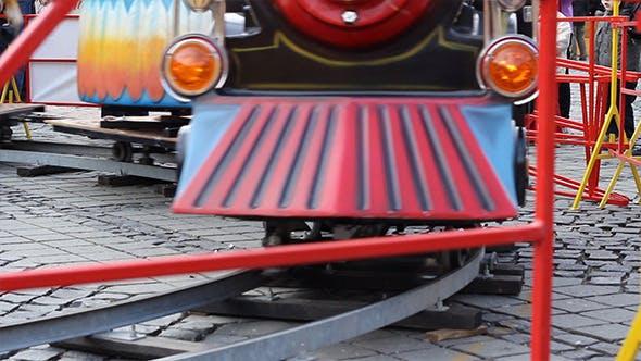 Amusement Park Rail Circuit