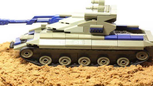 Cover Image for Lego Tank