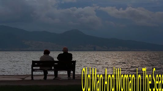 Thumbnail for Old Man And Woman In The Seaside