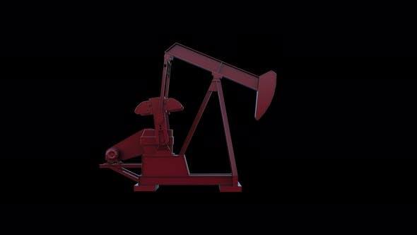 4K Oil Pump Jack