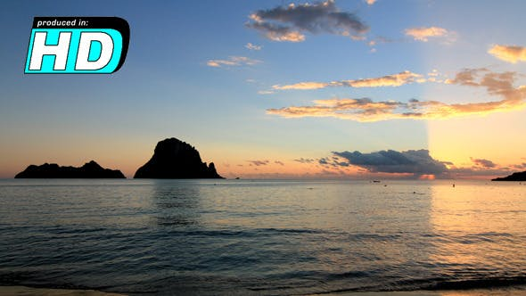 Thumbnail for Sunset Beach Inspiration, Time Lapse