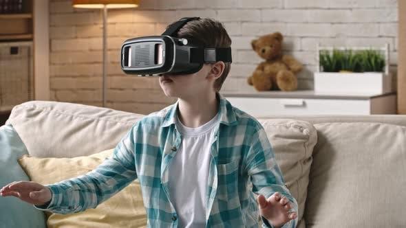 Thumbnail for Virtual Reality for Kid