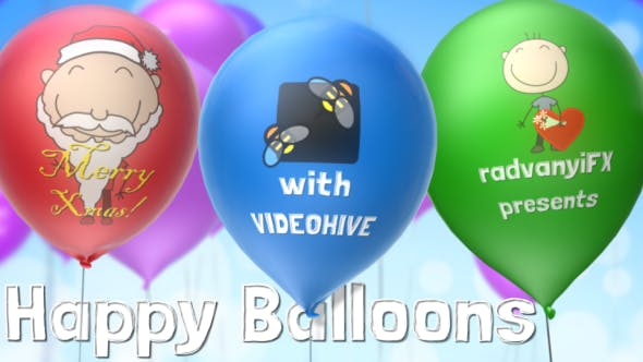 Thumbnail for Happy Balloons