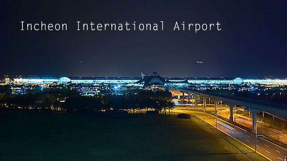 Thumbnail for Night Airport