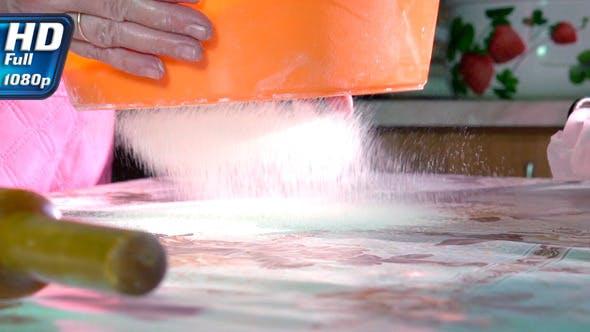 Thumbnail for Sifting Flour