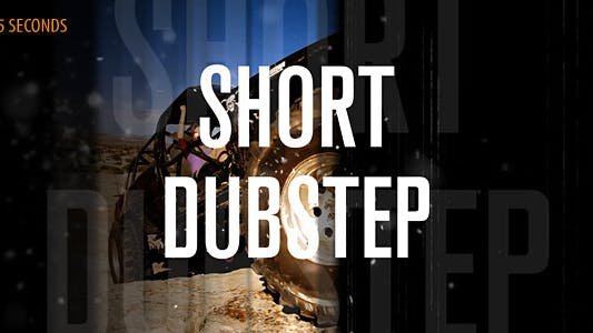 Cover Image for Short Dubstep