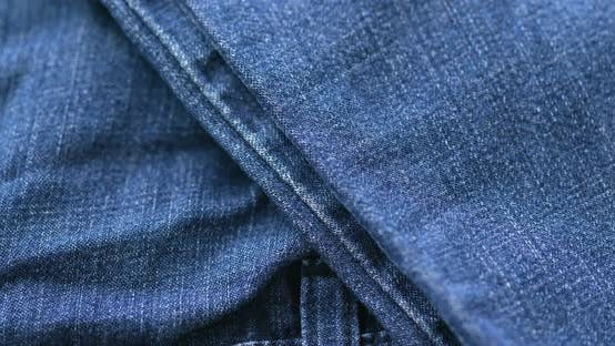 Thumbnail for Blue jean texture