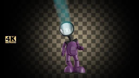 Thumbnail for Vj Spot Dancer