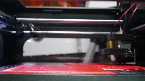 Advanced 3 D Printing