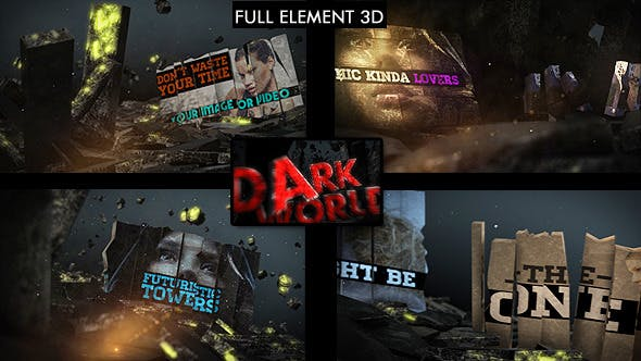 Thumbnail for Dark World Opener