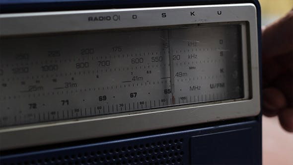 Thumbnail for Search for Radio Stations
