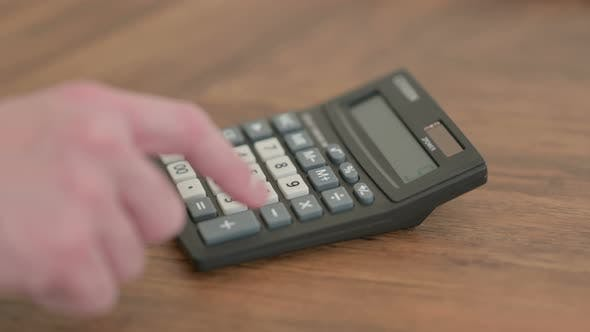 Using Calculator Making Calculations