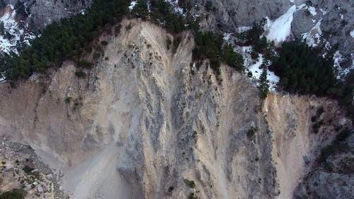 Natural Disaster Landslide
