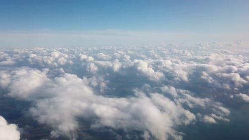 View From Airplane Illuminator
