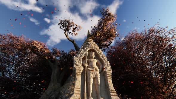 Thumbnail for Angkor Wat Sculpture