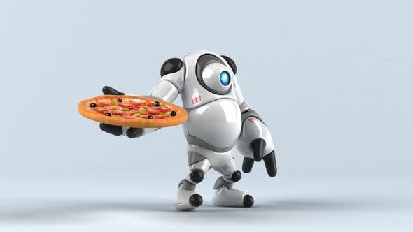 Thumbnail for Big robot