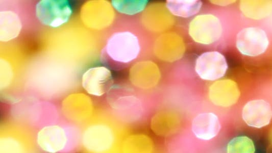 Thumbnail for Real Bokeh Background 08 - Rotating