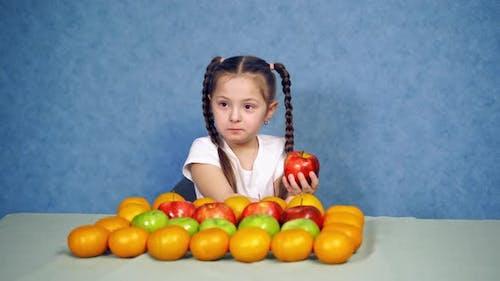 Kinder essen Gesundes Essen