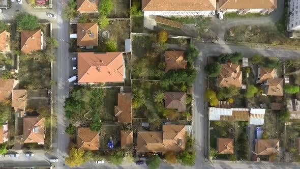 Thumbnail for Aerial View Slum City