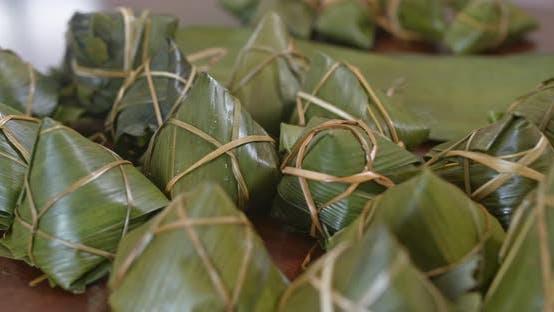 Thumbnail for Traditional Rice dumpling for dragon boat festival