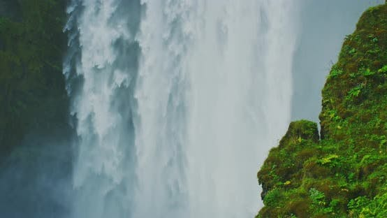 Thumbnail for Skogafoss Waterfall Iceland