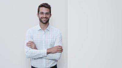 Smiling Guy In Shirt