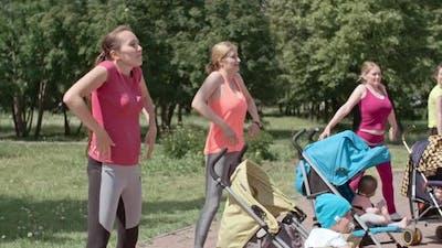 Fitness Moms