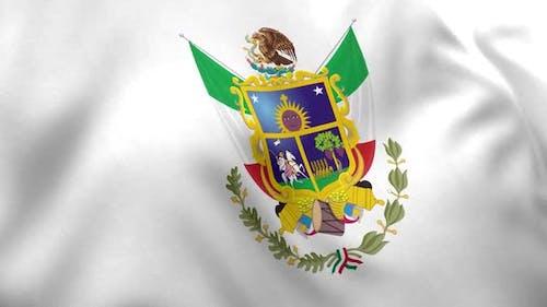 Queretaro Flag (Mexico)