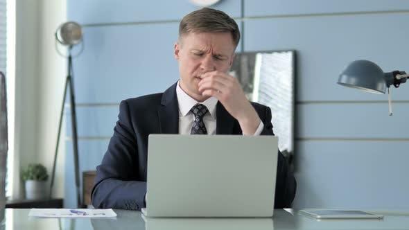 Thumbnail for Businessman with Headache