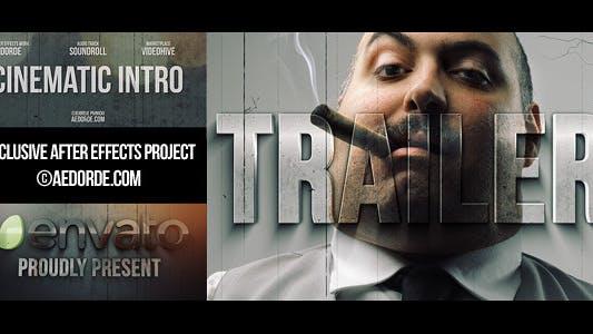 Cinematic Intro / Action Movie Trailer