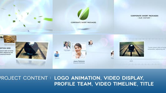 Thumbnail for Corporate Short Package