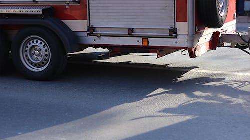 Fire Brigade Truck Wheels