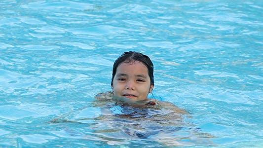 Thumbnail for Beautiful Girl in Swimming Pool 02