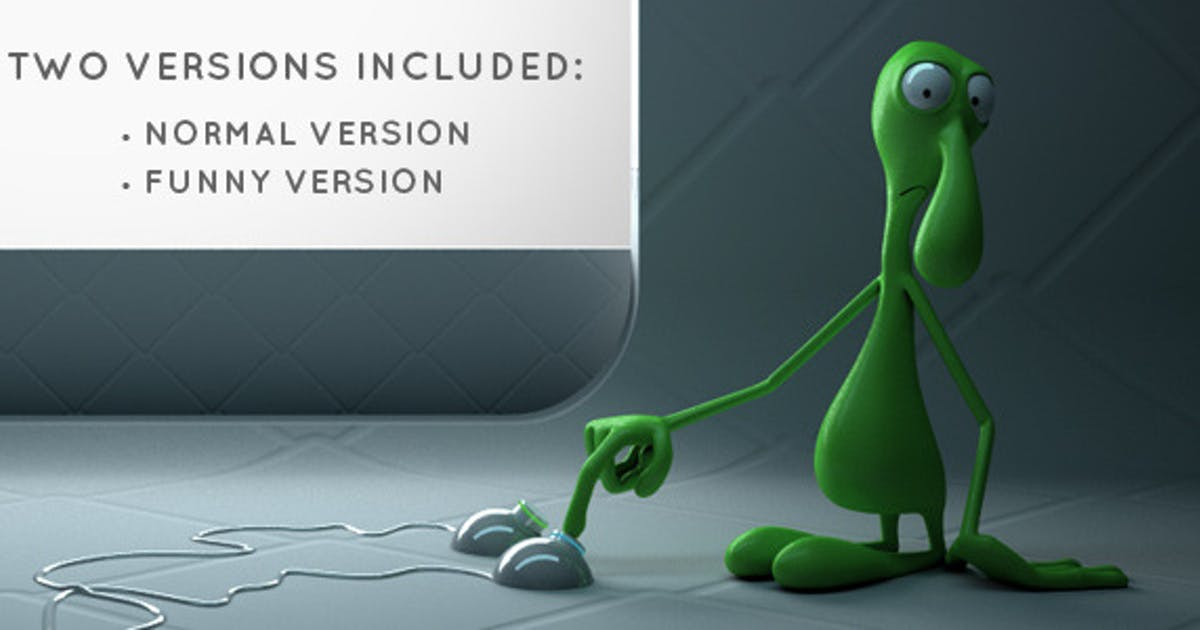 Download Space Dude Presentation by 3Dspace