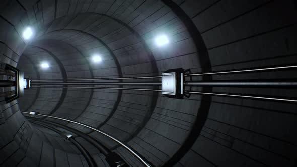 Dark Tunnel 4K