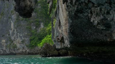 Ocean Boat Ride In Thailand
