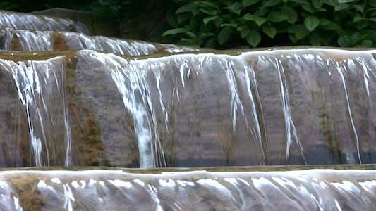 Cascade Waterfall III - Full HD Loop