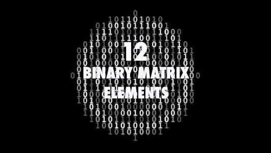 Thumbnail for Matrix Elements XL Pack 12 'Binary'