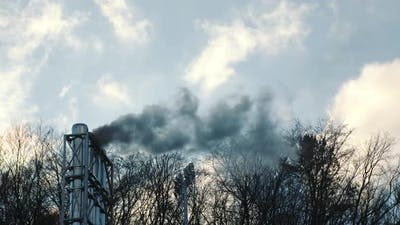 Atmospheric Polluting Industry