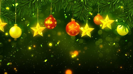 Thumbnail for Christmas Background 2